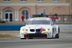 #55 BMW Team RLL BMW E92 M3: Bill Auberlen, Jorg Muller