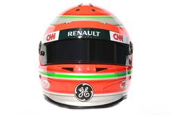 Jarno Trulli, Caterham F1 Team helmet