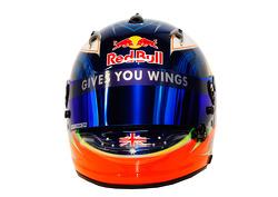 Daniel Ricciardo, Scuderia Toro Rosso, kask
