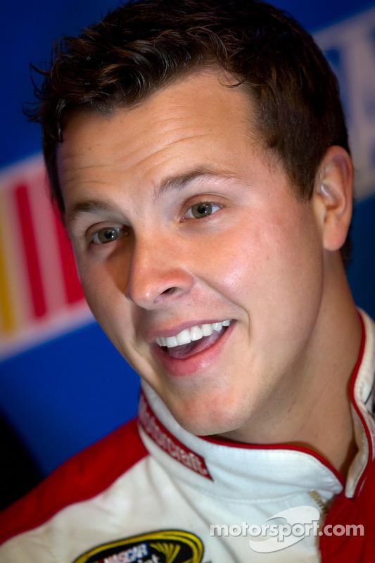 Trevor Bayne, Wood Brothers Racing Ford
