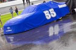 Car of Mark Martin, Michael Waltrip Racing Toyota