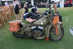 1943 Harley Davidson Military