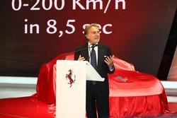 Ferrari Luca di Montezemolo