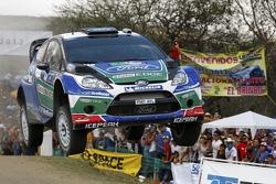 Jari-Matti Latvala and Miikka Anttila, Ford Fiesta RS WRC, Ford World Rally Team