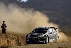 Ott Tanak and Kuldar Sikk, Ford Fiesta RS WRC, M-Sport Ford World Rally Team