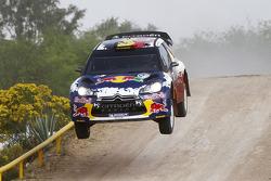 Thierry Neuville y Nicolas Gilsoul, Citroën Junior World Rally Team