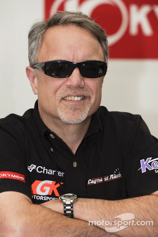 Victor Cagnazzi, team owner Cagnazzi Racing