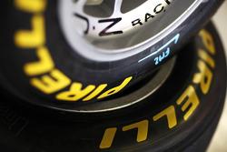Pirelli Tyre et logo