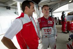 Benoit Tréluyer and Timo Bernhard