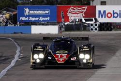 #12 Rebellion Racing Lola B10/60 Coupe Toyota: Nicolas Prost, Neel Jani, Nick Heidfeld