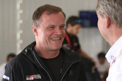 توم ماكينن، مُدير فريق تويوتا