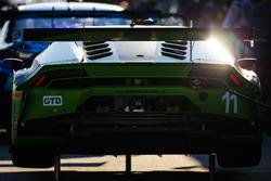 №11 GRT Grasser Racing Team Lamborgini Huracan GT3: Рольф Инайхен, Кристиан Энгельхарт, Ричард Антинуччи