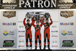 №38 Performance Tech Motorsports ORECA FLM09: Джеймс Френч, Кайл Массон, Патрисио О'Уорд