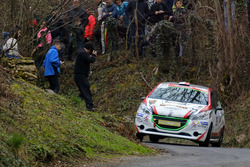 Nicolas Lathion, Gaëtan Lathion, Peugeot 208 R2