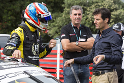Alex Davison ve Mark Webber