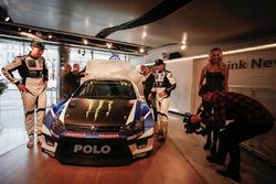 Presentación PSRX Volkswagen Suecia