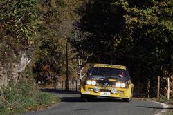 Бернар Дарниш и Алан Ме, Fiat 131 Abarth