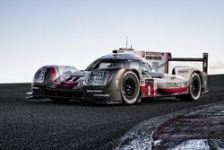 Präsentation: Porsche 919 Hybrid