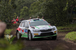 Мариан Грибель и Штефан Копчик, Škoda Fabia R5