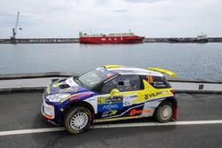 28 VIEIRA Carlos CARVALHO Jorge Citroen DS3 R5