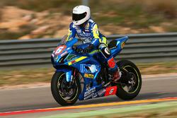 Emanuele Pusceddu, RSV Phoenix Suzuki