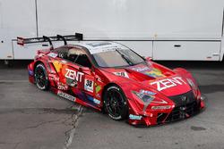 Lexus Team Zent Cerumo 2017年体制発表