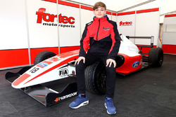 British F4: Hampus Ericsson announcement