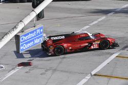 #55 Mazda Motorsports Mazda DPi: Джонатан Бомаріто, Трістан Нуньєс