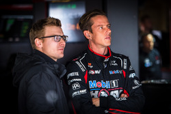 Jack Perkins, James Courtney, Holden Racing Team