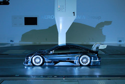 BMW M4 DTM windtunnel test
