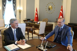 Chase Carey met with Turkish officials