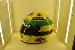 Ausstellung: Die Karriere von Ayrton Senna