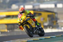 #44 Suzuki: Andrea Boscoscuro, Nicolo Rosso, Kevin Manfredi, Frederico Natali