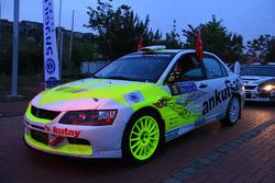 08 Gp Grage My Team Mustafa Çakal Mehmet Köleoğlu Mitsubishi Lancer Evo Ix N