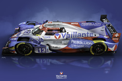 Vaillante Rebellion livery unveil
