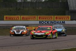 Graham Johnson, Mike Robinson, PMW Expo Racing, Optimum Motorsport, Ginetta G55 GT4
