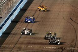 Джозеф Ньюгарден, Team Penske Chevrolet, Джей-Ар Хільдебранд, Ed Carpenter Racing Chevrolet, Еліо Кастроневес, Team Penske Chevrolet