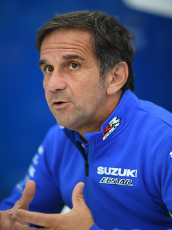 Davide Brivio, Suzuki MotoGP Team, Teammanager