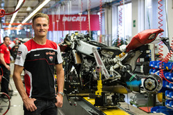 Werksbesuch bei Ducati