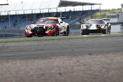 #89 Akka ASP, Mercedes-AMG GT3: Даніель Перфетті, Алекс Фонтана, Людовік Бадей