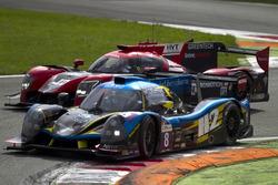 #8 Duqueine Engineering, Ligier JS P3 - Nissan: Maxime Pialat, Vincent Beltoise, Henry Hassid, #23 Panis Barthez Competition, Ligier JSP217 - Gibson: Fabien Barthez, Timothé Buret, Nathanael Berthon