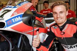 Pruebas Chaz Davies Ducati
