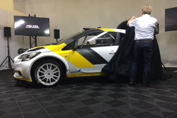 Opel Corsa R5 onthulling