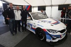 Präsentation: BMW M4 GT4
