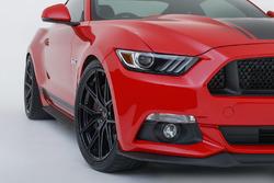 Präsentation: Tickford-Mustang