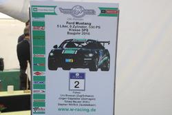Urs Bressan, Ford Mustang GT WR, Wölflick Racing