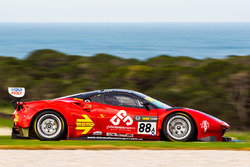 #88 Maranello Motorsport Ferrari 488 GT3: Peter Edwards, Graham Smyth