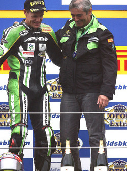 Chris Walker, Kawasaki Racing, yarış galibi Assen, 2006