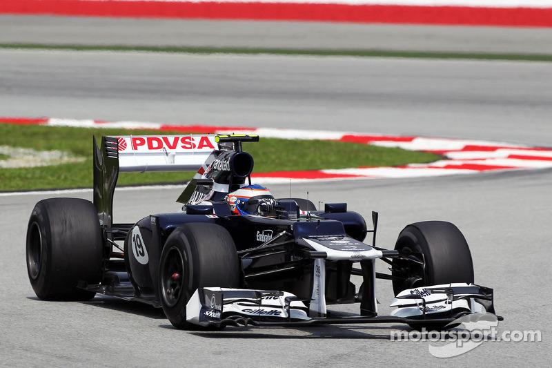 2012: Formel 1