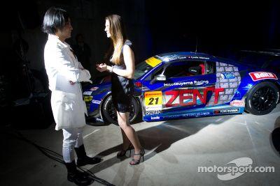 Audi R8 GT Spyder Japan launch, Tokyo
